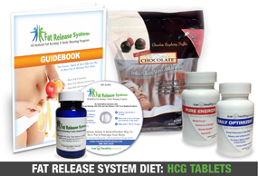 WLS FRS40 DC DO PE tablets Order Fat Release System HCG Diet